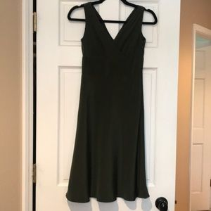 J. Crew Dresses - J. Crew Green NWT Dress Empire